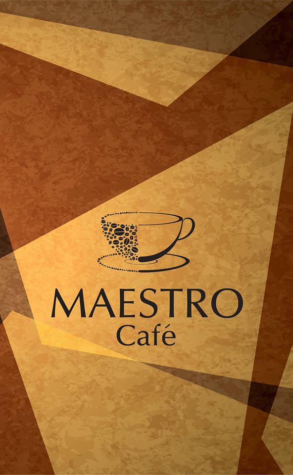 Maestro Cafe Menu