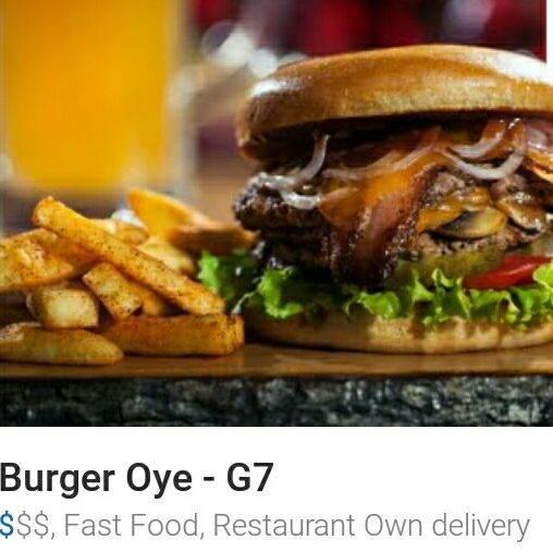 Burger Oye