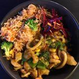 Wok Fusion Cafe