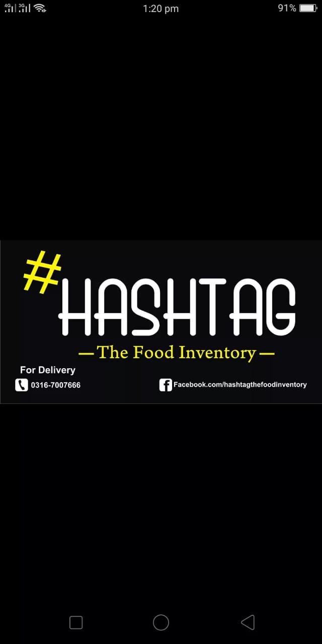 # Hashtag